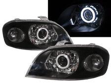 PONTIAC G3 Wave 2007-2009 Sedan CCFL Projector Headlight Black for PONTIAC LHD