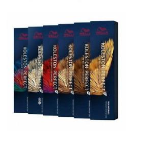 WELLA Koleston Perfect ME+ 60ml - Rich Naturals Range Permanent Colour Dye