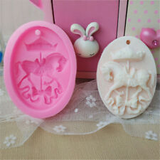 Creative Horse Shape Soap Fondant Cake Molds Chocolate  Biscuits Mould Mold FH