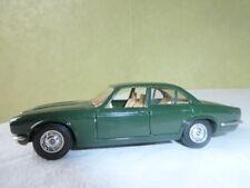 SOLIDO Jaguar XJ 12 1978 Verte Réédition Hachette 1/43