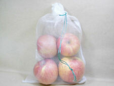 "20X 11""X7"" Agriculture Garden Fruit seed Protection Exclusion NYLON Mesh Net Bag"