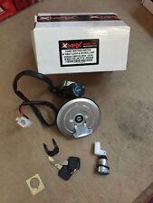 Honda CBR125 CBR 125 2004 - 2010 Ignition Barrel Kit with Seat Lock & Petrol Cap