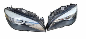 Left+Right Headlight Assembly OEM Genuine  Headlamp For BMW 7 Series F02&F04&F01