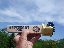 NEW NEVER USED BEER TAP HANDLE RIVER TOWN BLUEBERRY  LAGER CINCINNATI MONROE