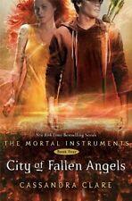 The Mortal Instruments 4: City of Fallen Angels,Cassandra Clare