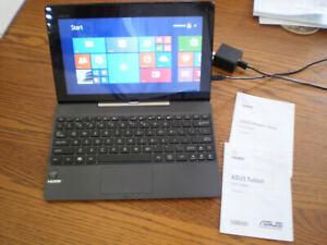 Asus T100TAF-B1-BF 10.1 (2in1)Tablet Laptop Netbook 32GB SSD 2GB RAM Windows 8.1