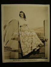 30s Bette Davis VINTAGE Movie PHOTO 252N