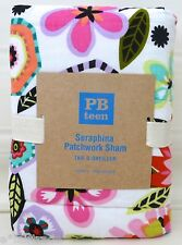 POTTERY BARN PB TEEN Seraphina Patchwork STANDARD Sham, NEW - 2 AVAILABLE