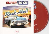 CD CARTONNE CARDSLEEVE ROCK N ROLL 15T BEATLES/HAWKINS/SHADOWS/VINCENT/PRESLEY