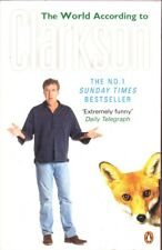Jeremy Clarkson THE WORLD ACCORDING TO CLARKSON SC Book