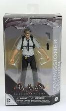 DC Collectibles Commissioner Gordon Batman Arkham Knight Action Figure New