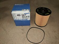 MAHLE FUEL FILTER P/N KX 90 D FOR MERCEDES