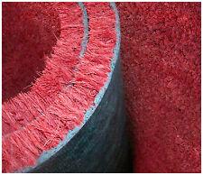 Zerbino cocco rosso bordeaux varie misure antiscivolo tappeto raschia fango