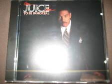 NEU + OVP CD Oran Juice Jones – To Be Immortal -- Michael Jackson Stevie Wonder