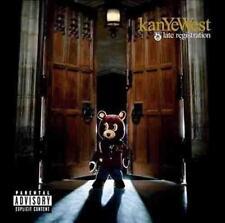 Kanye West - Late Registration 2-LP SET SEALED NEW [PA] w/ Common, Jay-Z, Nas