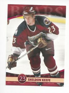 2003-04 Hershey Bears (AHL) Sheldon Keefe (Toronto Maple Leafs)