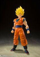 Bandai S..HFiguarts Super Saiyan Full Power Son Goku Dragon Ball Z JP  Pre-sale