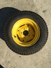 John Deere GT235 23x10.50-12 Rear Wheel Tire Rim 425 GT242 345 GT275 325 265 318