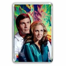 NOSTALGIA-  Buck Rogers in the 25th Century with Erin Gray JUMBO  Fridge Magnet