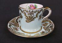 paragon demitasse cup saucer english fine bone china