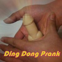 Ding Dong Prank Magic Tricks Funny Illusions Gimmick Stagw Magic Close up