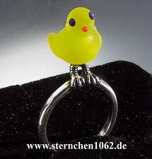 Original Trollbeads * Küken-Ring * Gr. 55 * Limited Edition *