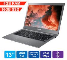 Samsung Chromebook .9GHz Quad A15 / 1.3GHz Quad A7 4GB WebCam HDMI