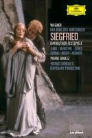 SIEGFRIED - JUNG,M/ZEDNIK,H/MCINTYRE,D/JONES,G/BOULEZ,P/OBF  2 DVD NEU