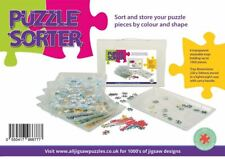 Jigsaw Puzzle Sorter Trays - Pack of 6 and Carry Case