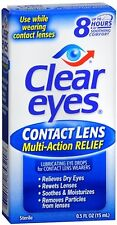Clear Eyes Contact Lens Relief 0.5oz