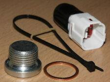 Eliminador de Sensor de oxígeno O2 Pro Kit de eliminación para Triumph Rocket III 2004 - 2016