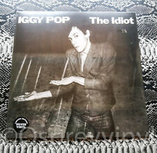 Iggy Pop: The Idiot on silver vinyl (1500 copies) Factory Sealed David Bowie LP