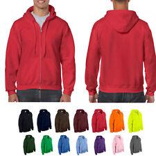 Gildan Zip Hoody Hooded Jacket Hoodie Hooded Top Sweatshirt G18600