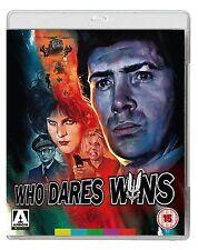 Who Dares Wins Blu Ray Lewis Collins Judy Davis Ian Sharp UK Release New Sealed