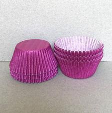 Purple Cupcake Liners, Purple Cupcake Wrappers, Purple Baking Cups