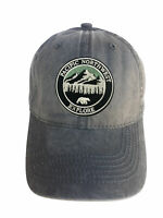Explore Pacific Northwest Adjustable Curved Bill Strap Back Dad Hat Baseball Cap