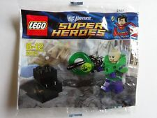 LEGO 30164 DC UNIVERSE SUPERHEROES Lex Luthor POLYBAG NEW & SEALED Free Postage