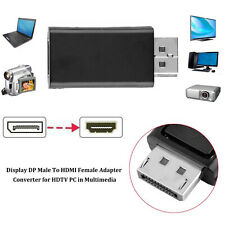 New Display Port to   Adapter DP to   1080P for PC Laptop Desktop