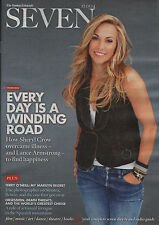 Sheryl Crow on Magazine Cover 12 January 2014