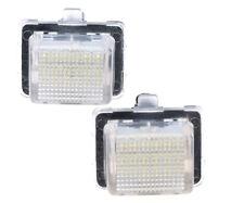 2x LED Kennzeichenbeleuchtung für Mercedes Facelift CLA W222 W231 W221 W212 A585