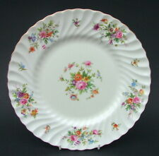 Minton Marlow S309 Pattern Bone China Lg Size Dinner Plates 27cm - Look in VGC