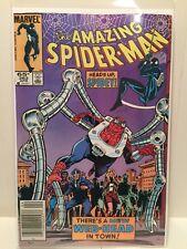 Amazing Spider-Man #263 (Marvel Comics) 1st Normie Osborne Red Goblin NM- 9.2