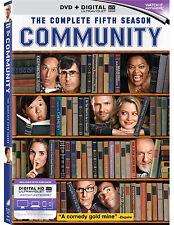 Community . The Complete Final Season 6 . Staffel . Ken Jeong . 2 DVD . NEU OVP