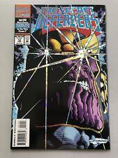 Secret Defenders (1993) #12 Thanos