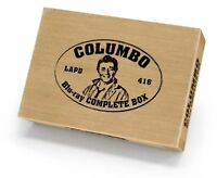 COLUMBO LAPD 416 COMPLETE Blu-ray BOX Free Shipping with Tracking# New Japan