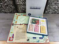 Vintage German Monopoly Game Parker Brothers Complete