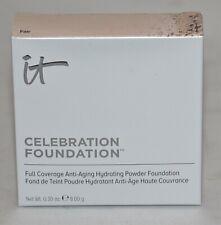 IT Cosmetics Celebration Foundation Fair Full Coverage Anti-Aging Foundation NEW