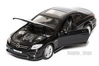 Mercedes-Benz CL63 AMG Black, Maisto 31297, Scale 1:24, toy car gift present