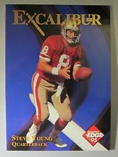 *Rare* 1995 Excalibur 22K #1SW Steve Young *Hard to Find*