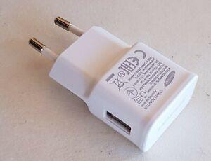 Original Samsung EP-TA10EWE Travel Adapter Ladegerät Ladeadapter Netzteil Galaxy